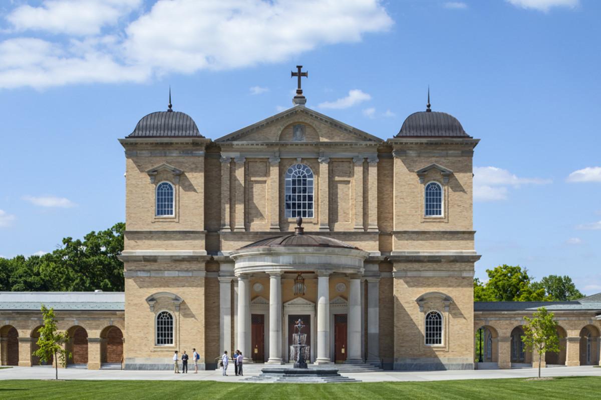 Christ Chapel, Duncan G. Stroik Architect, Palladio Award winner