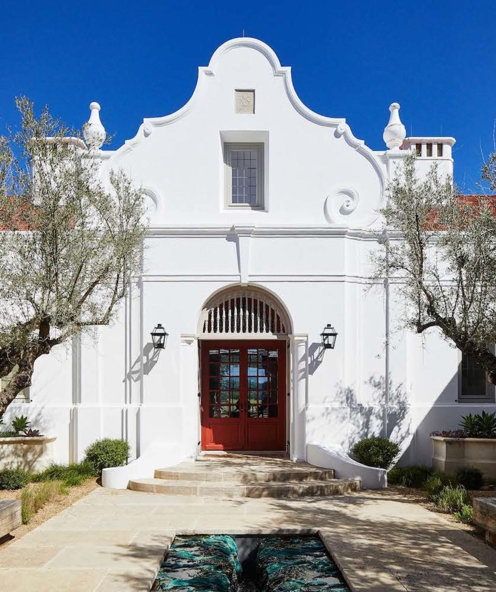 Rancho Sabino Grande, Michael G. Imber, Architects, Palladio Award winner