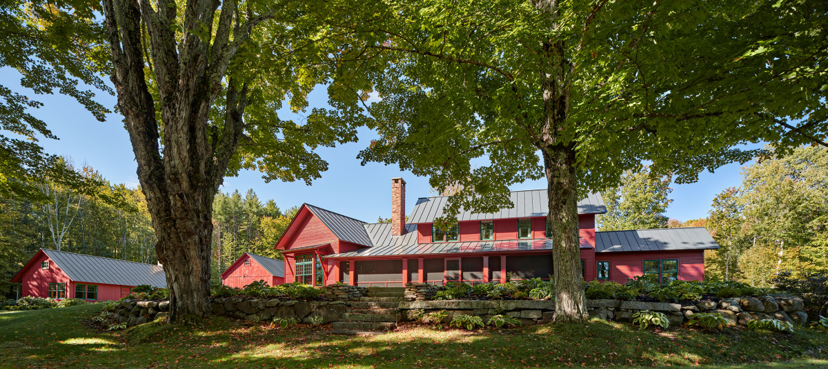 Pond Farm, Albert, Righter & Tittmann Architects Inc., Palladio Award Winner