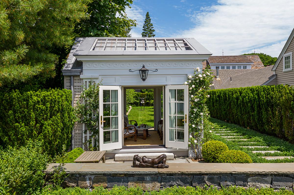 Essex River Garden, Robert Orr & Associates, Palladio Award Winner