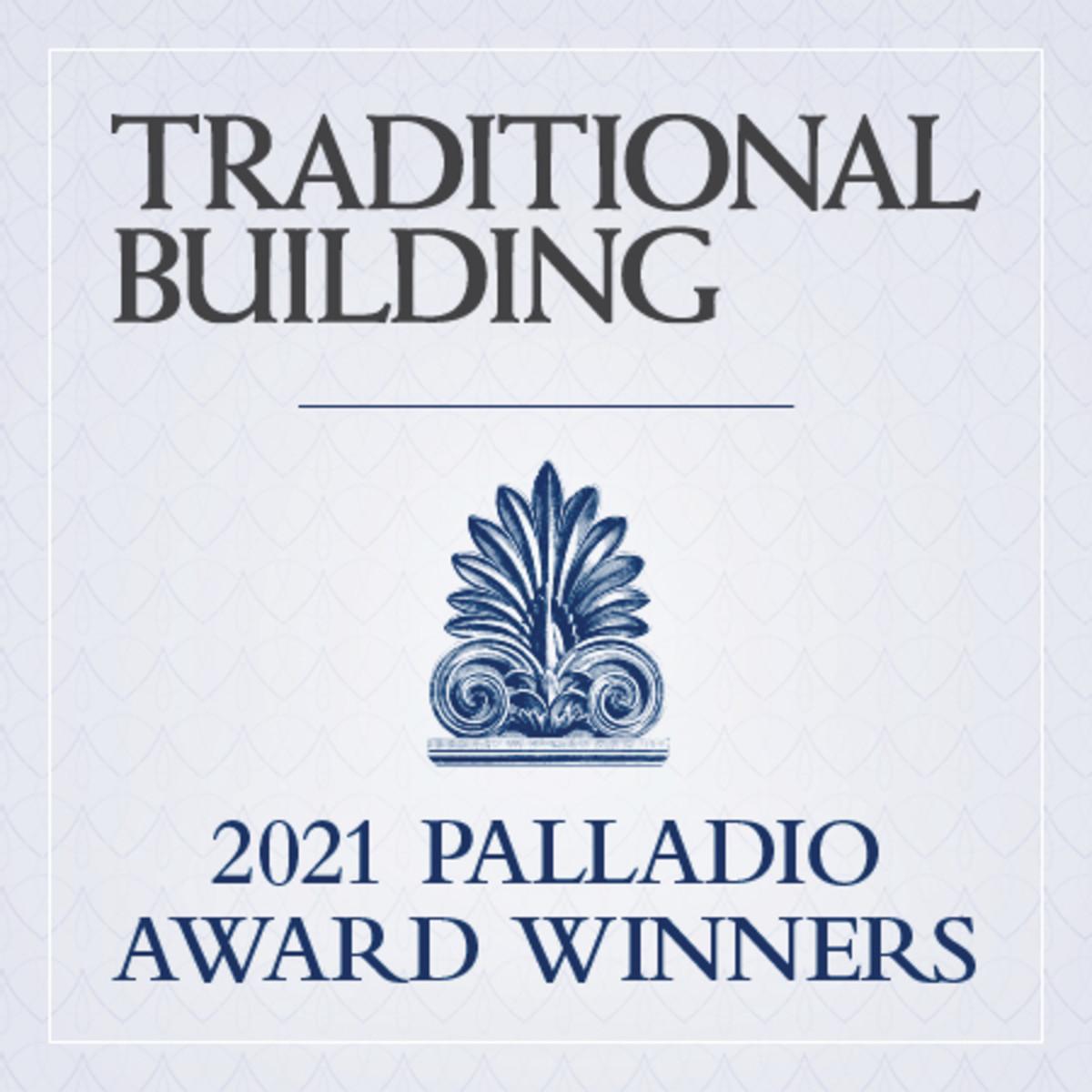 2021 Palladio Award Winners