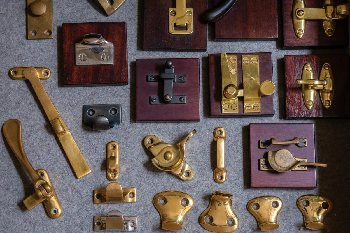 E.R. Butler hardware