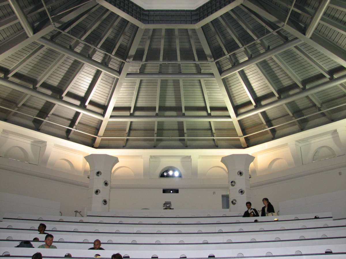 Krier, U Miami, Auditorium