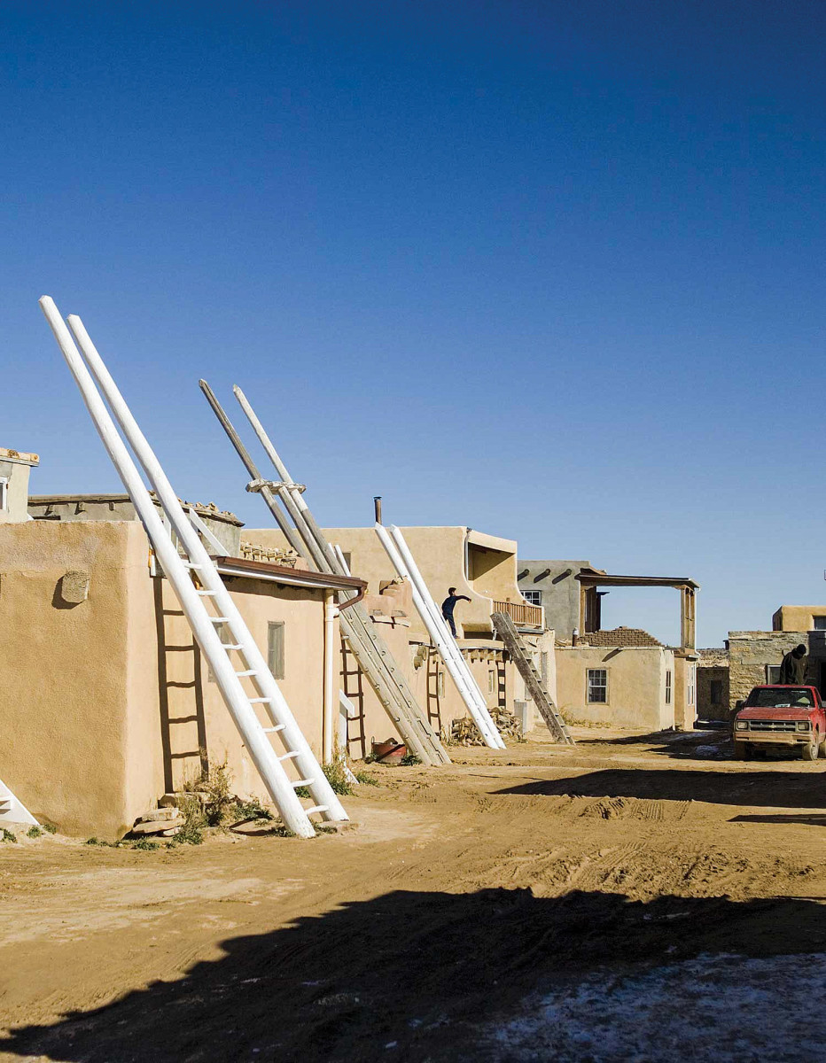 Acoma Sky City New Mexico