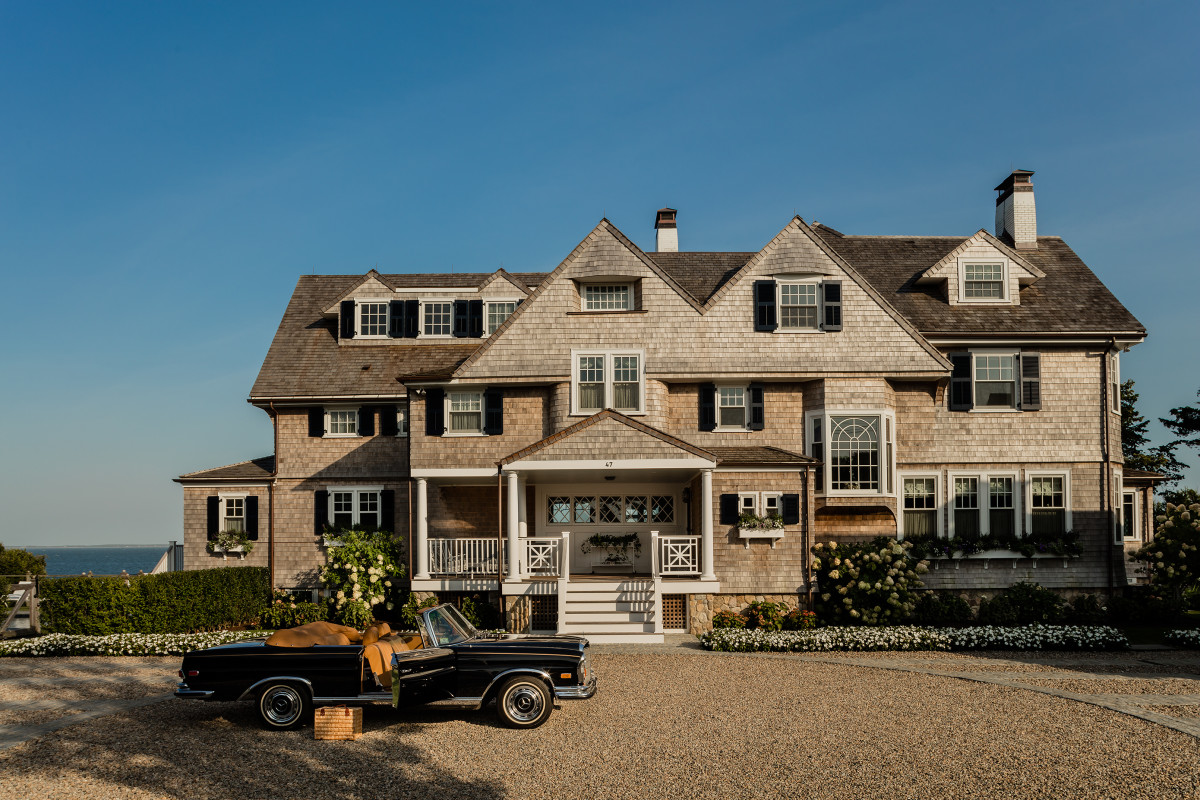 "Patrick Ahearn Architect for ""Nantucket Sound Overlook"""