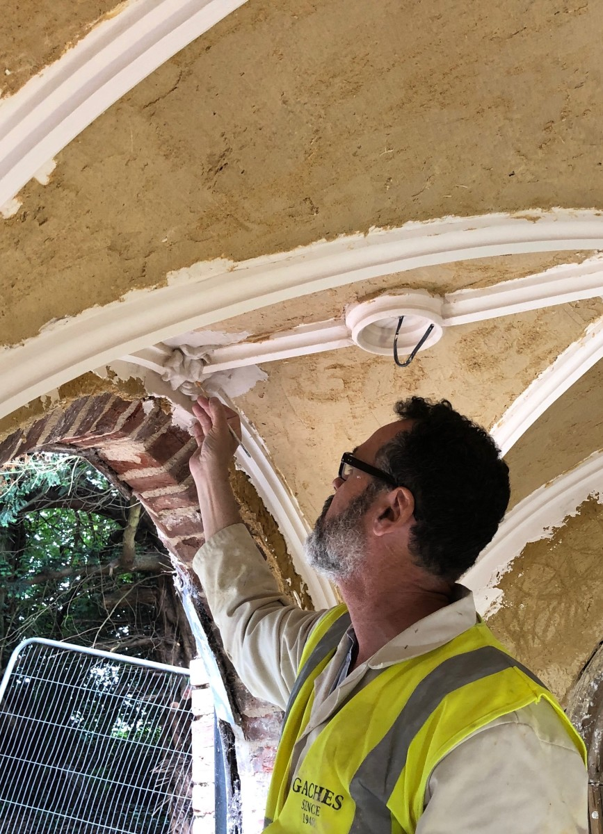 Journeyman Plasterer