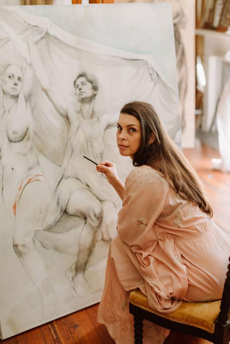 artist Jill Hooper
