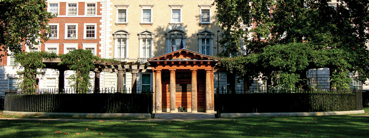 September 11th Memorial, Grosvenor Square, London