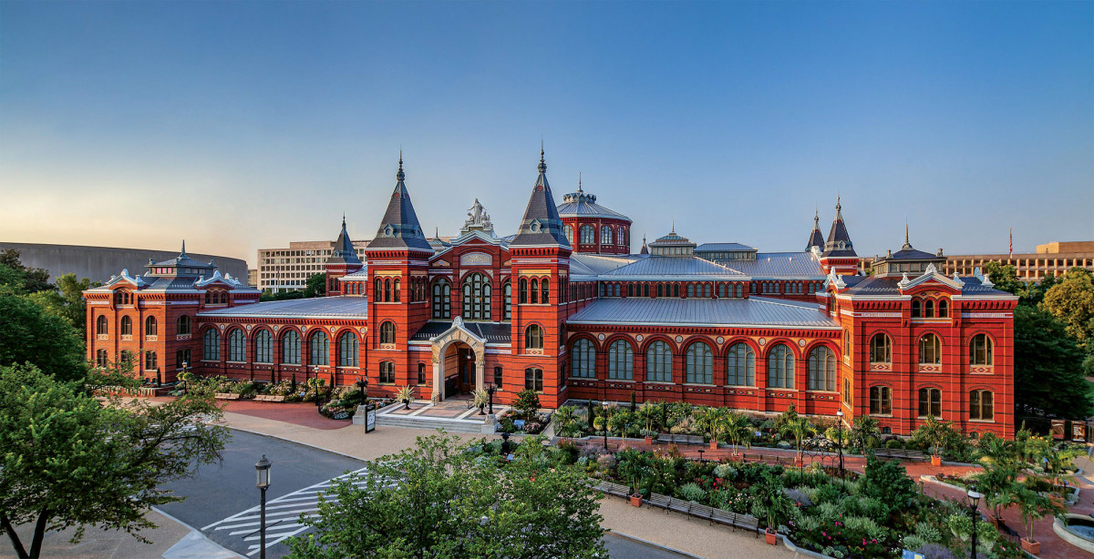 1881 Arts and Industries Building