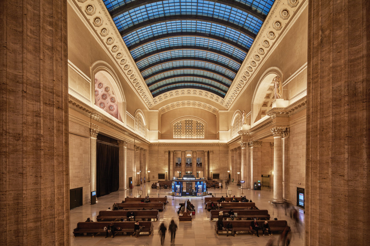 Chicago Union Station, Great Hall