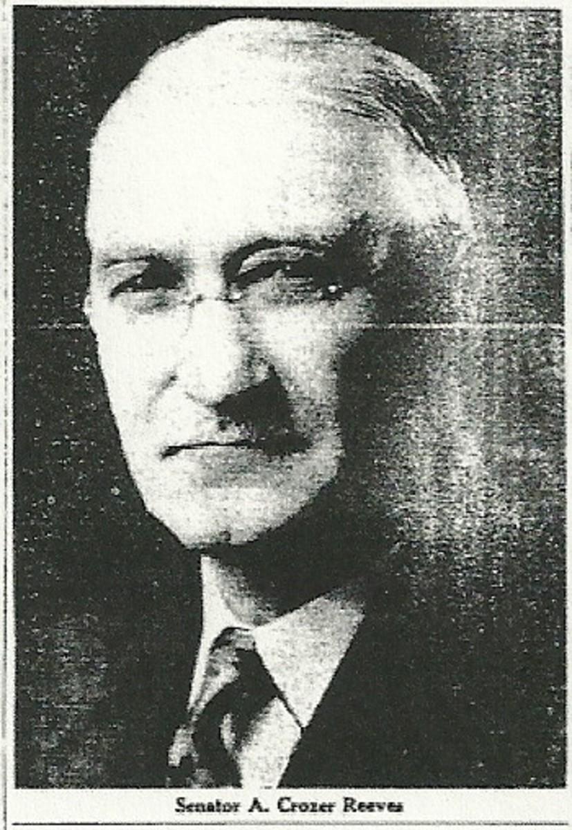 Andrew Crozer Reeves