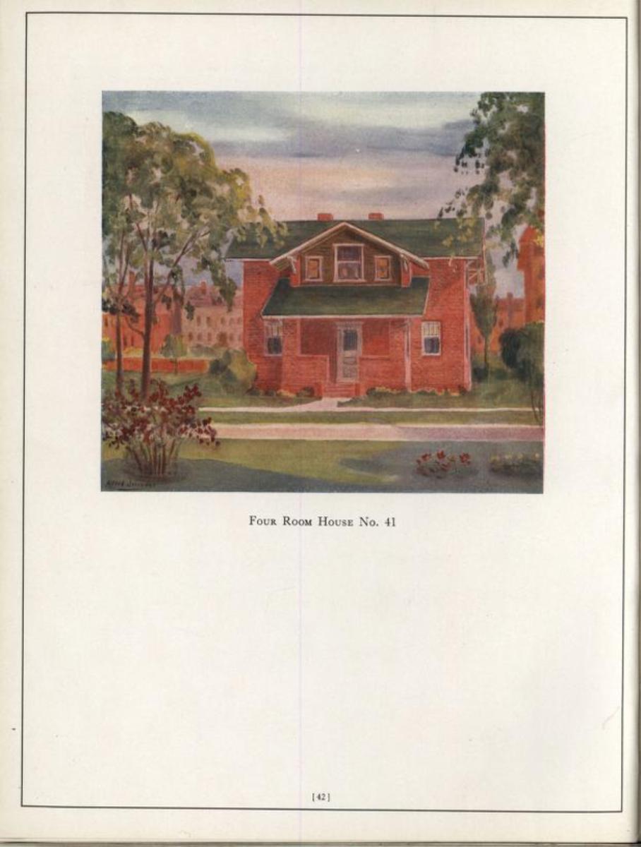 Manual of Face Brick Construction, 1920