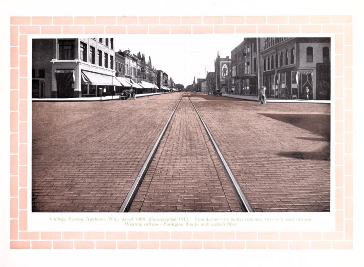 Purington Paving Brick, 1911