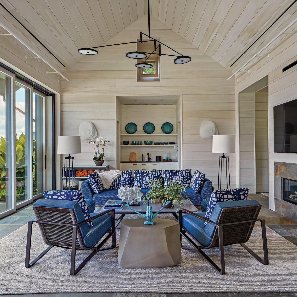 Washington Poolhouse, Haver & Skolnick Architects