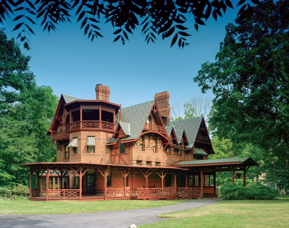 Mark Twain house, John Canning & Co.