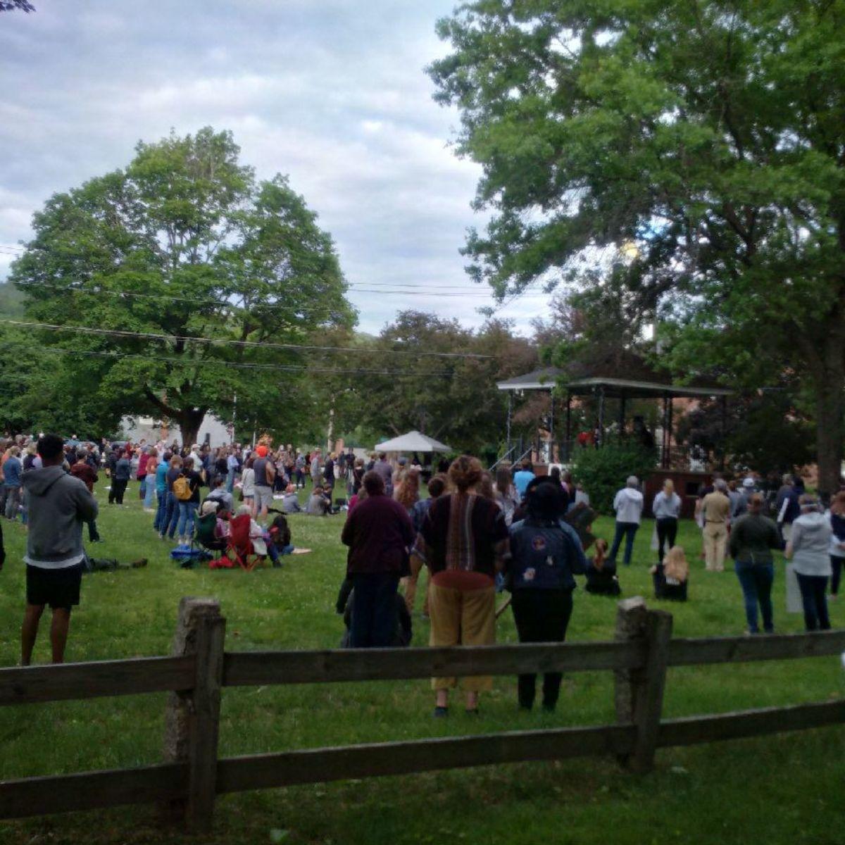 Windsor, Black Lives Matter Rally