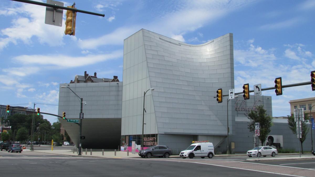 Contemporary Art Museum, Virginia Commonwealth University, Richmond, Virginia