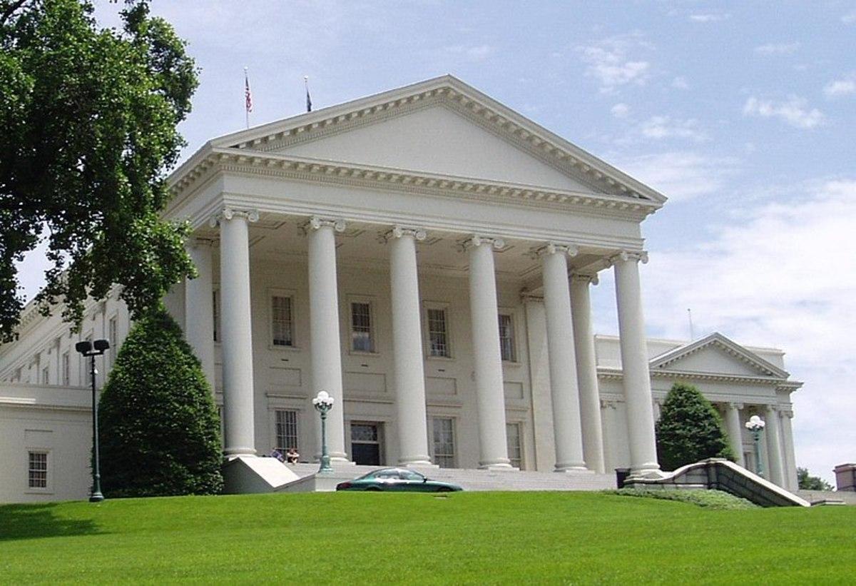 Thomas Jefferson, Capitol, Richmond, Virginia
