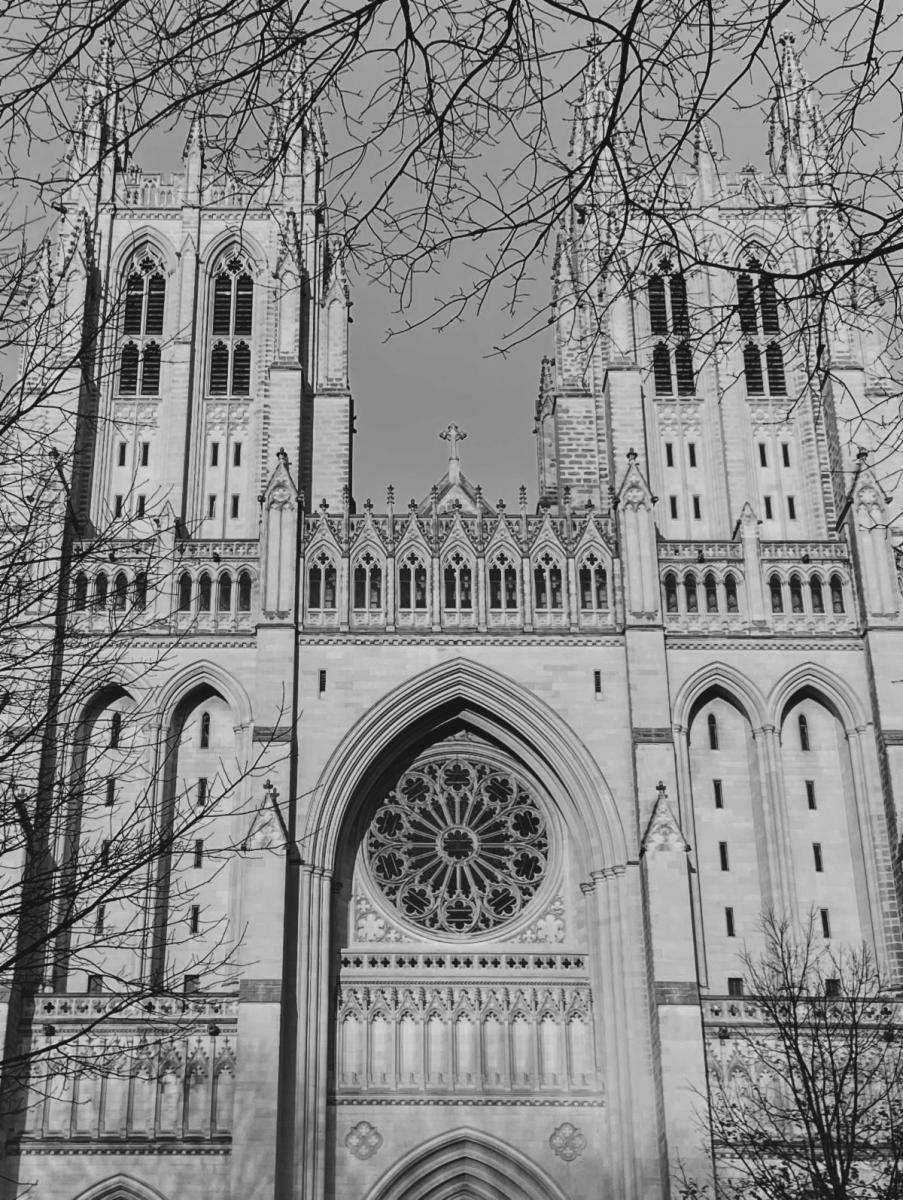 Wahington National Cathedral