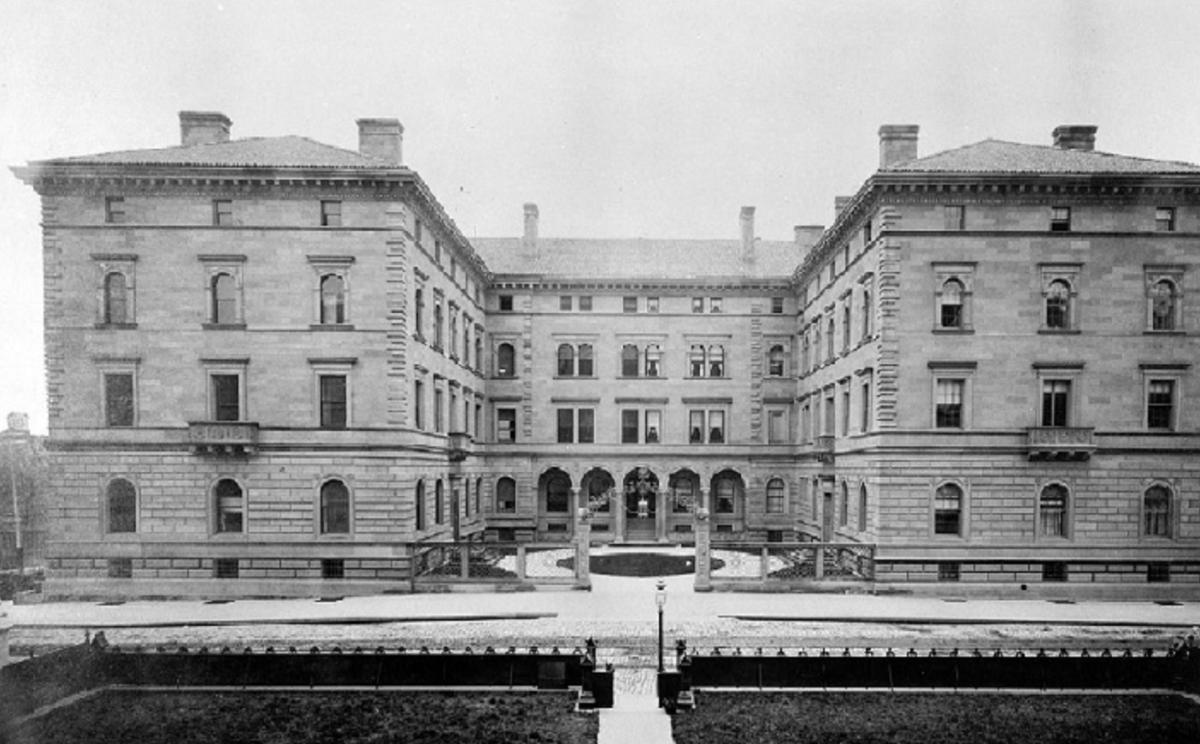 McKim, Mead & White building