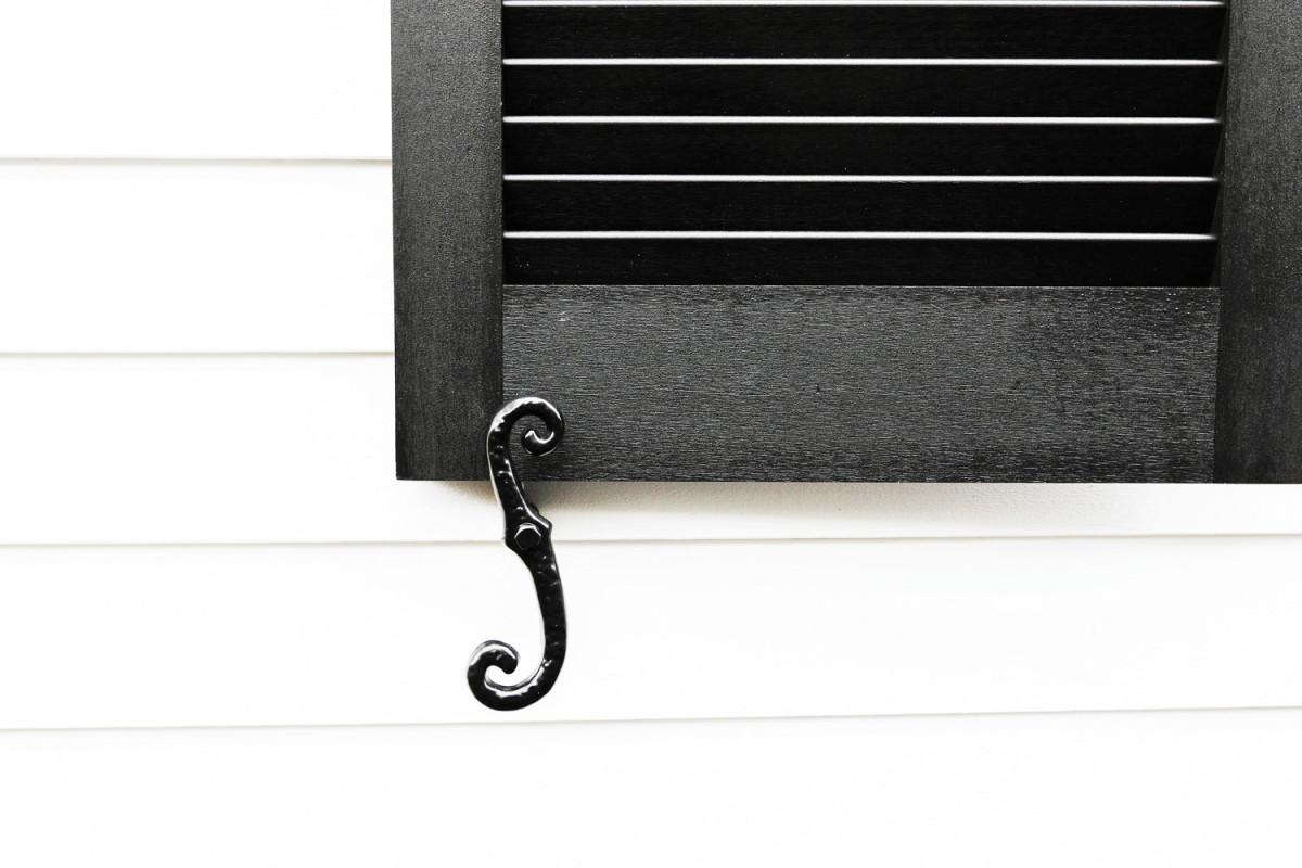 Aeratis shutters