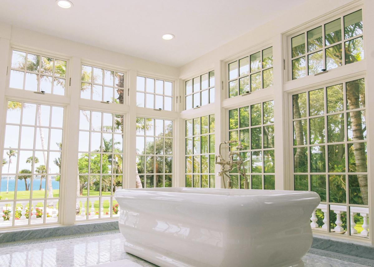 Kolbe windows in master bath