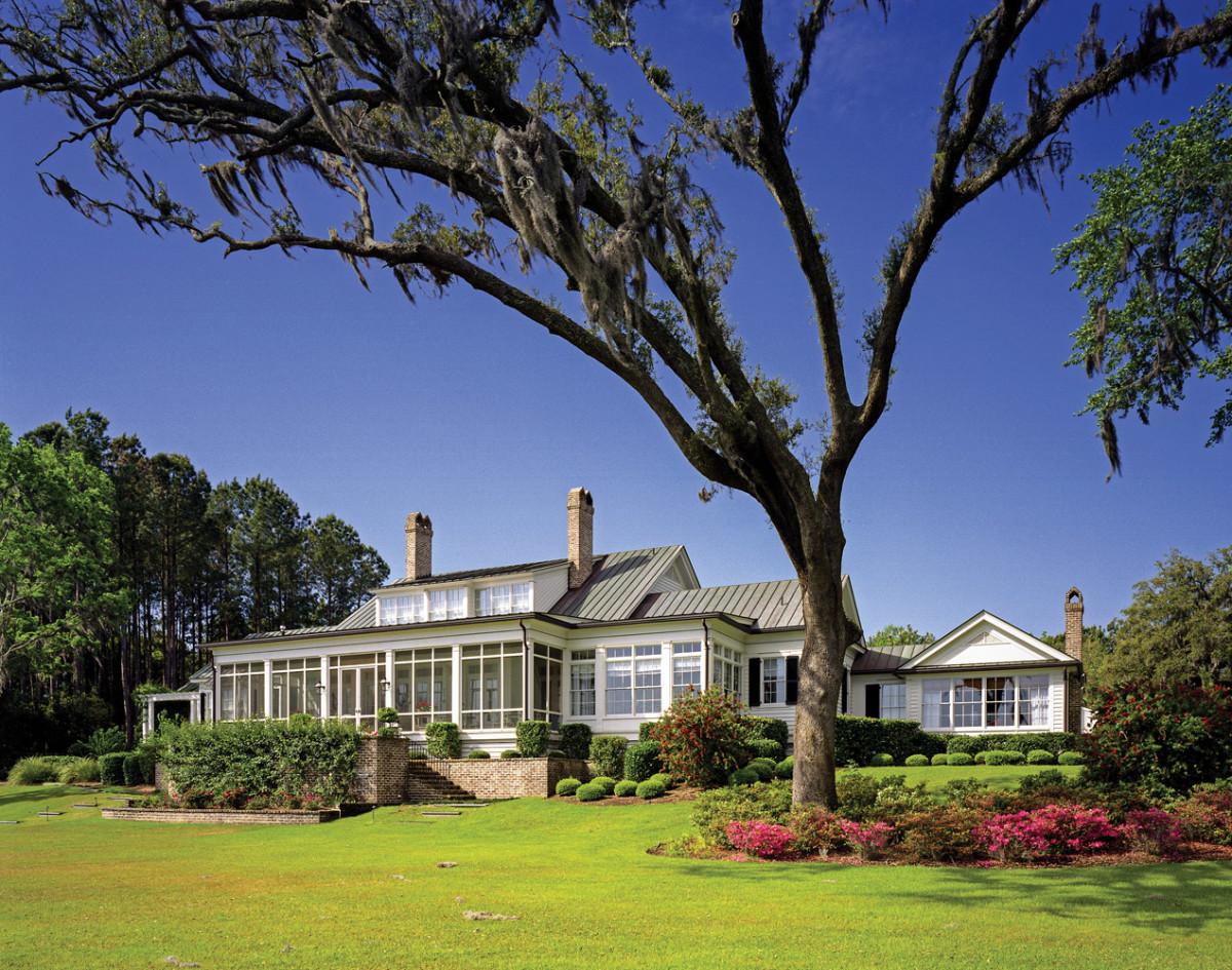 Stewart Brannen Millworks house