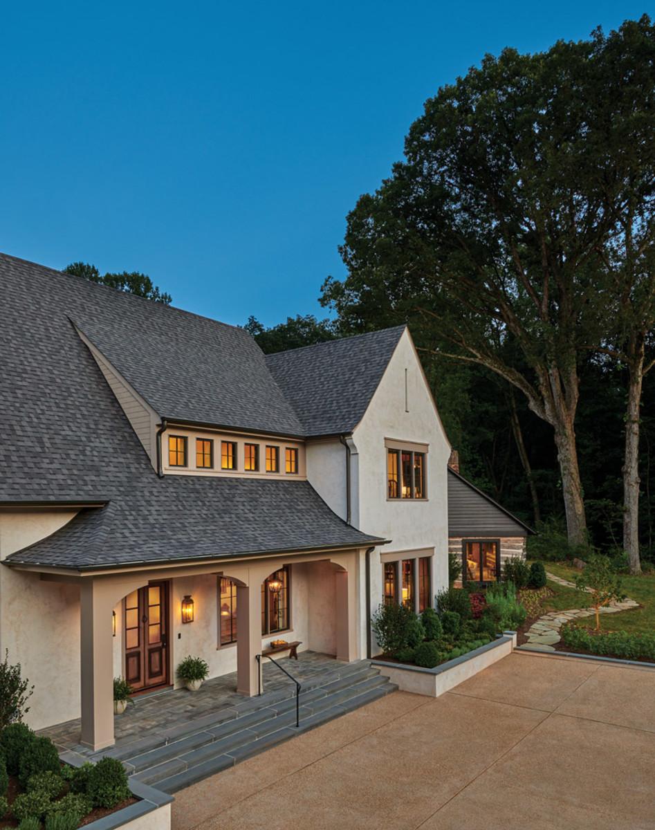 BarnesVanze English Country-style exterior