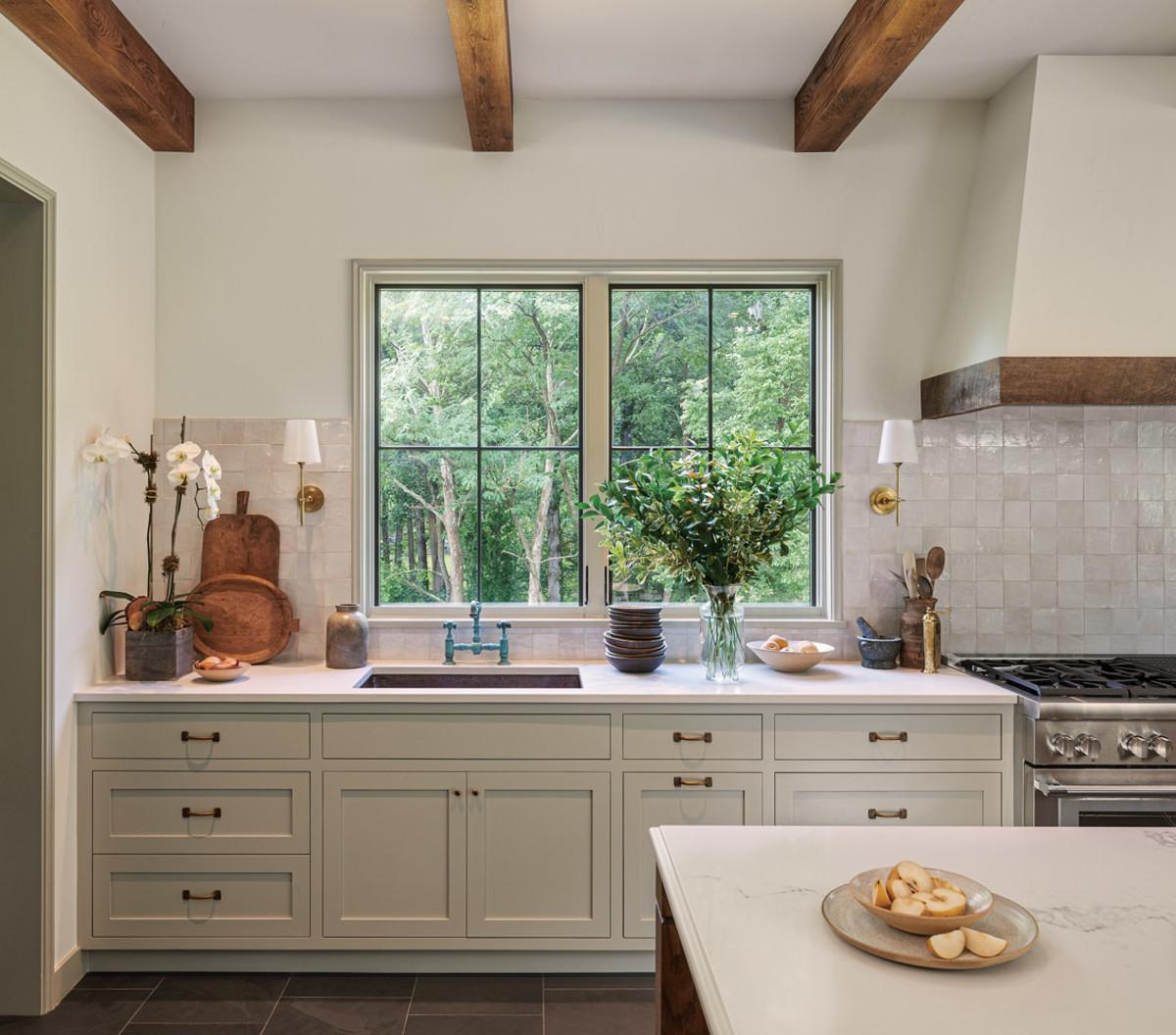 BarnesVanze English Country-style kitchen
