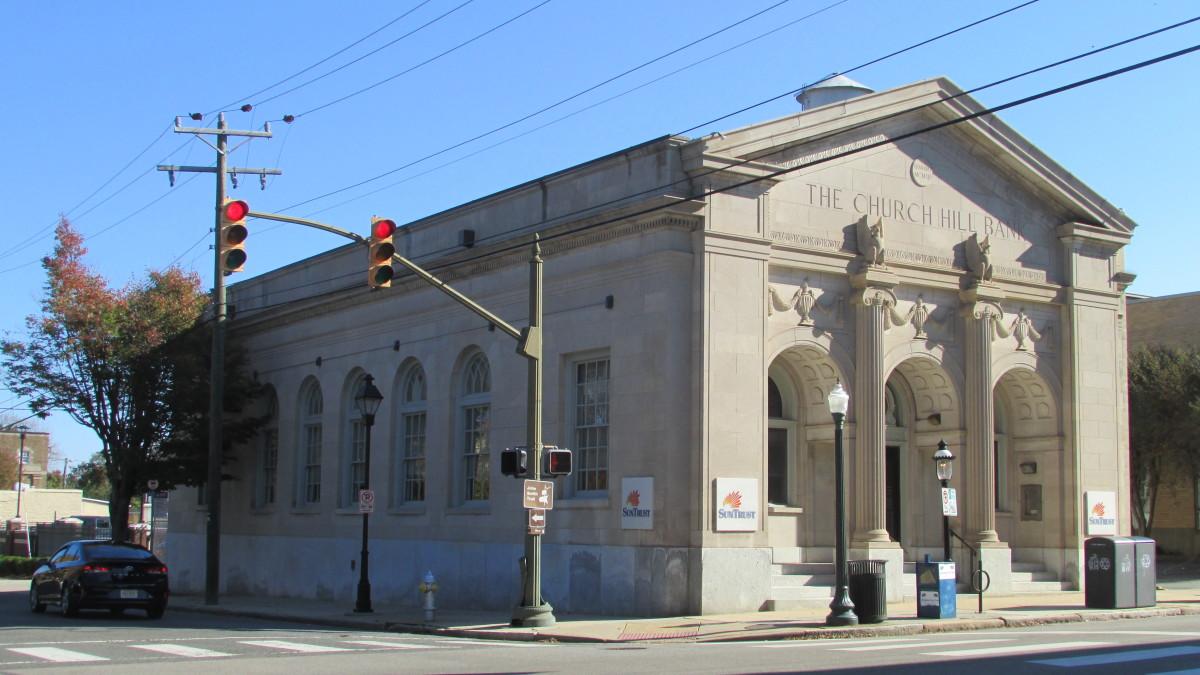 Church Hill Bank, Richmond