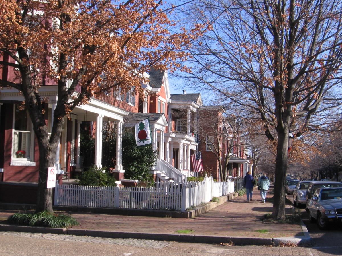 Grace Street, Church Hill