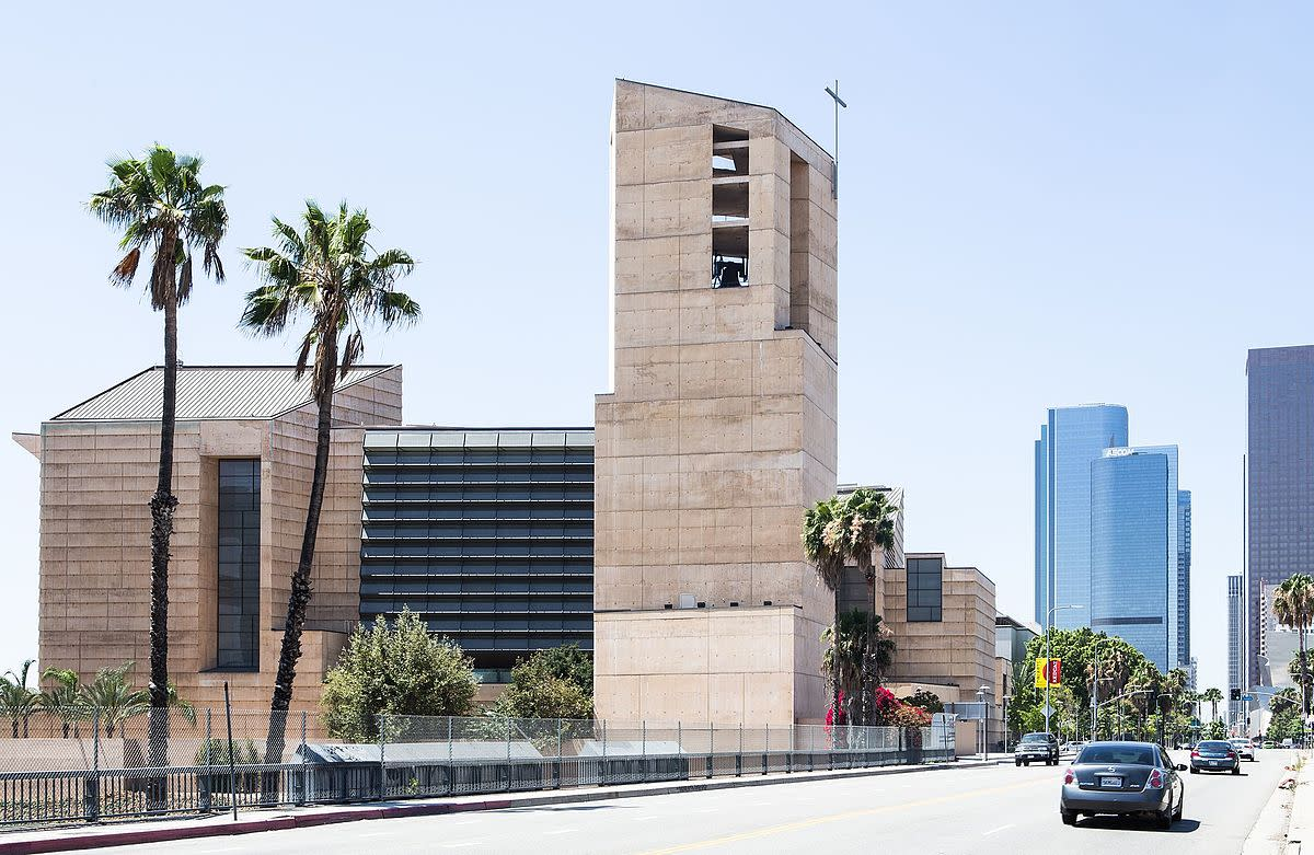 Raphael Muneo, Cathedral, Los Angeles