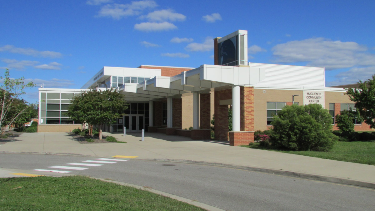 Hugenaut High School, Richmond, Virginia