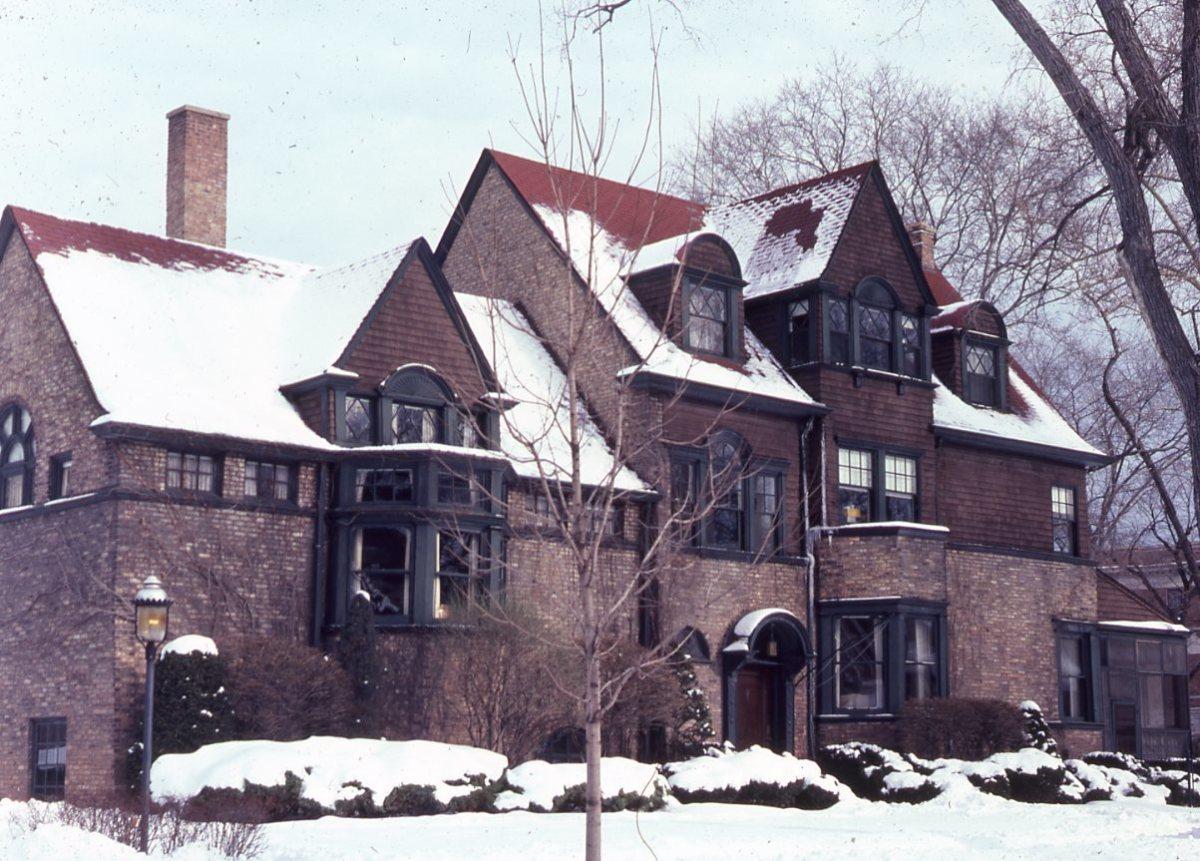 Pond and Pond, house, Evanston, Illinois