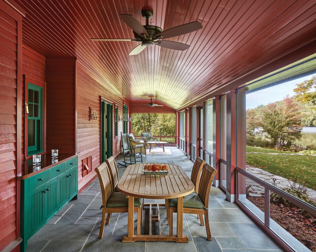 main house, Pond Farm, Albert Righter & Tittman, 2021 Palladio Award