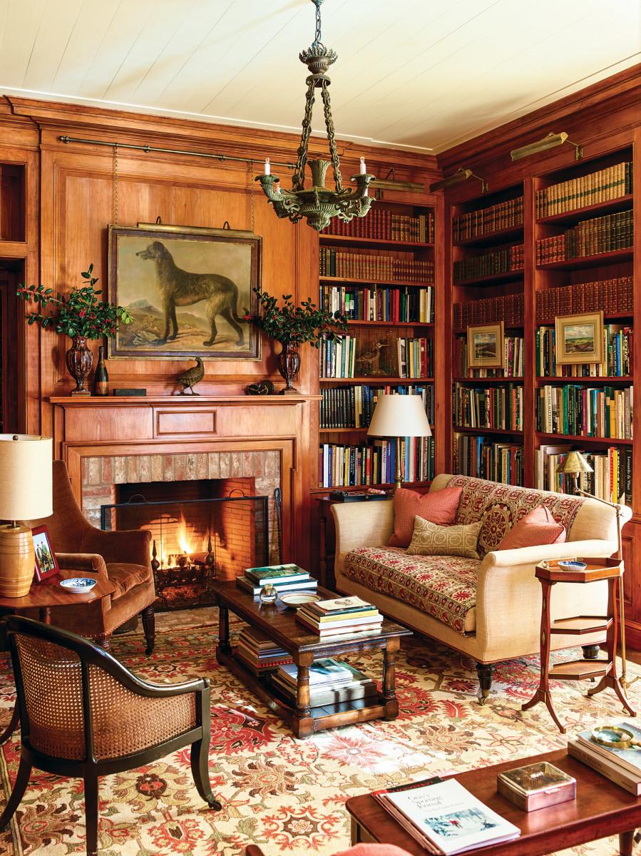 Pine library, Palladio Award winner