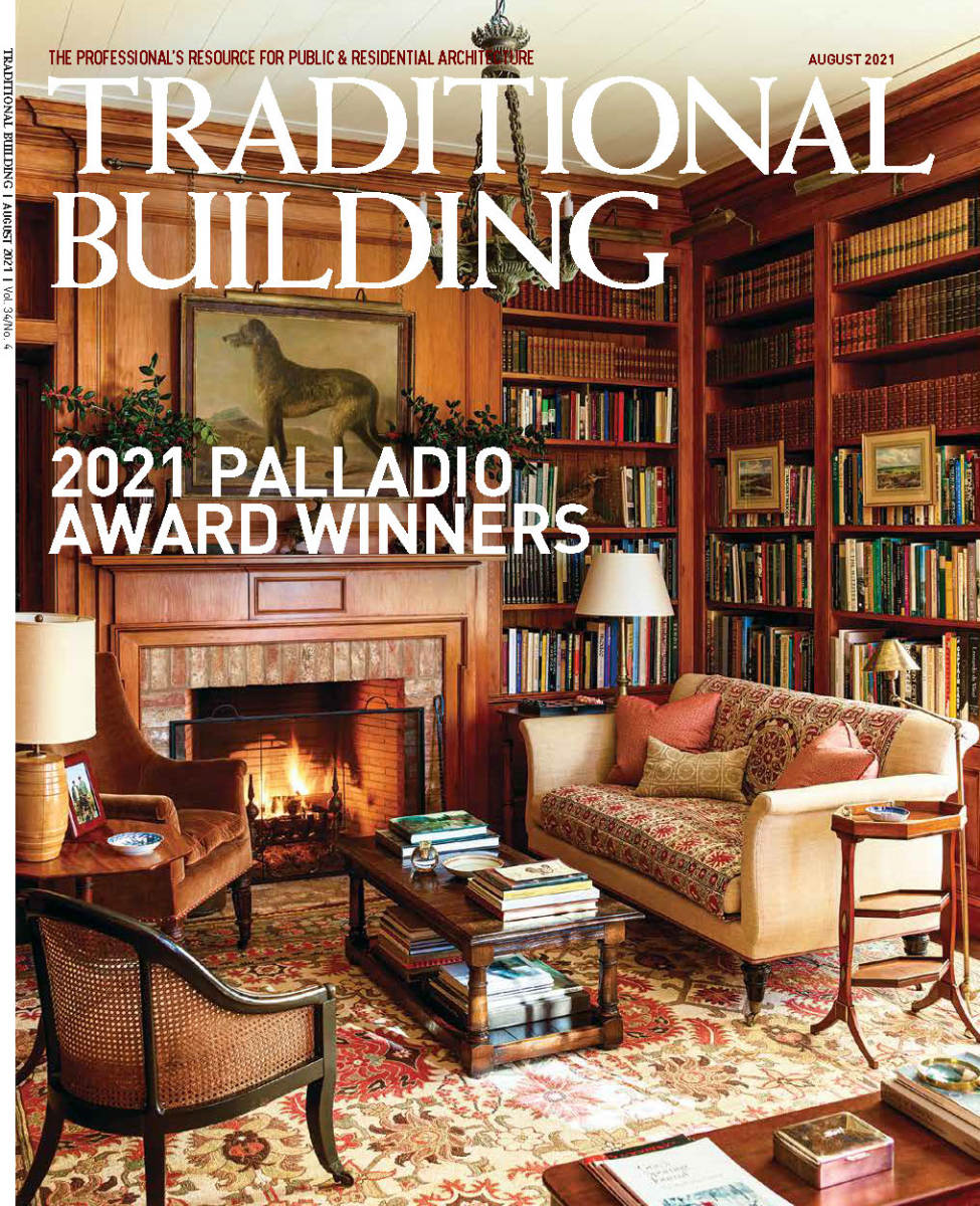 Traditional Building, August 2021 issue