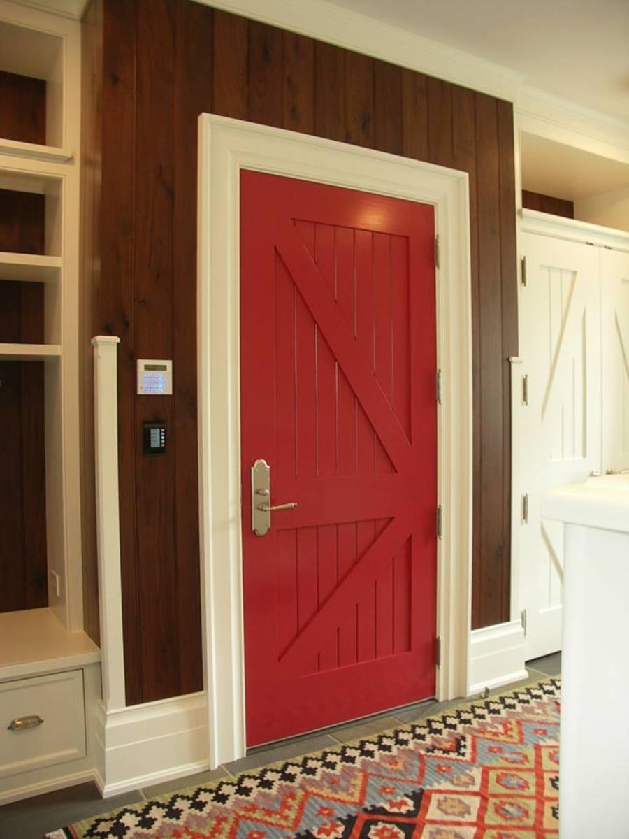 Rockwood Door interiorDoor