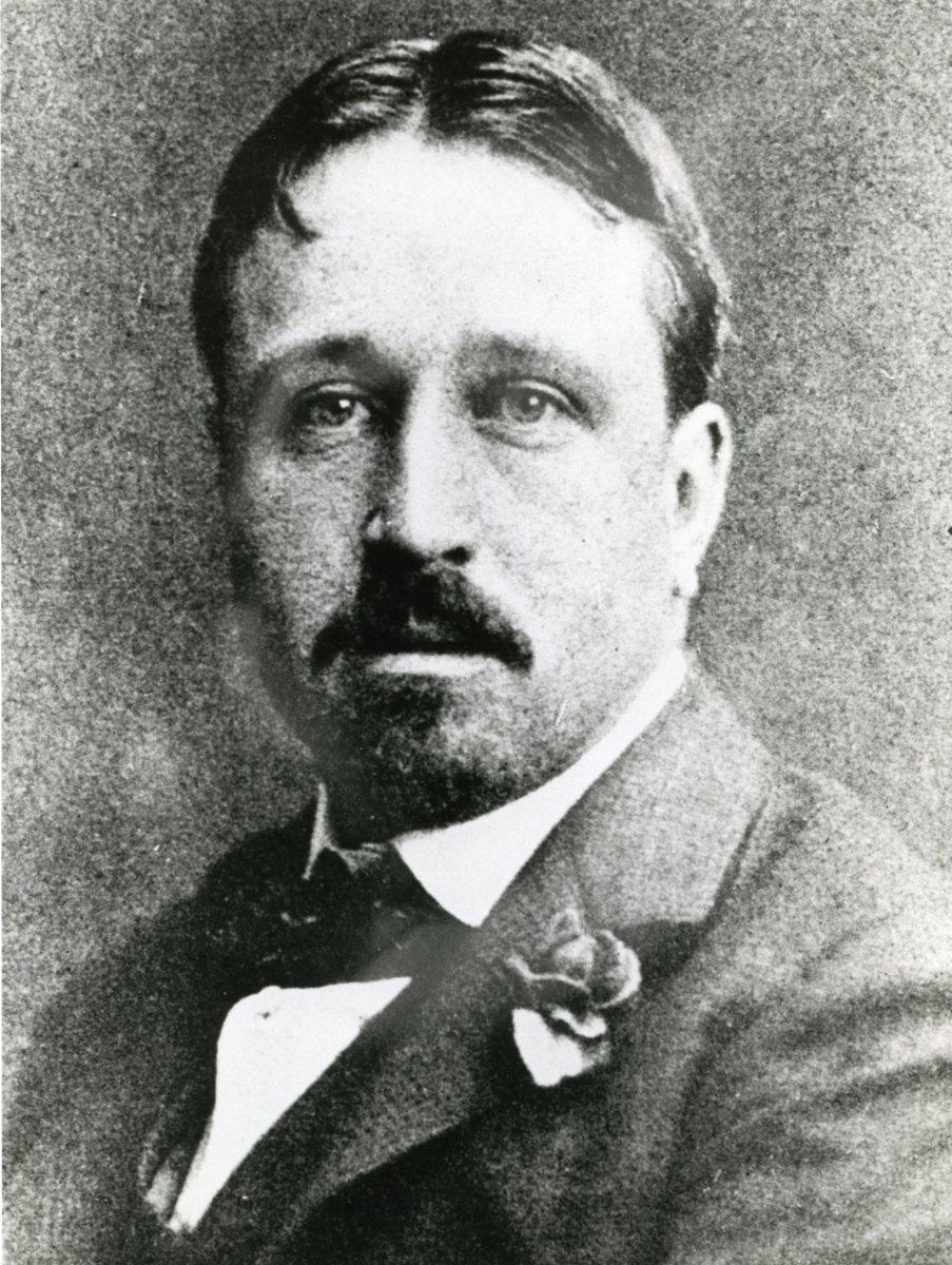 Charles Baron Keen.