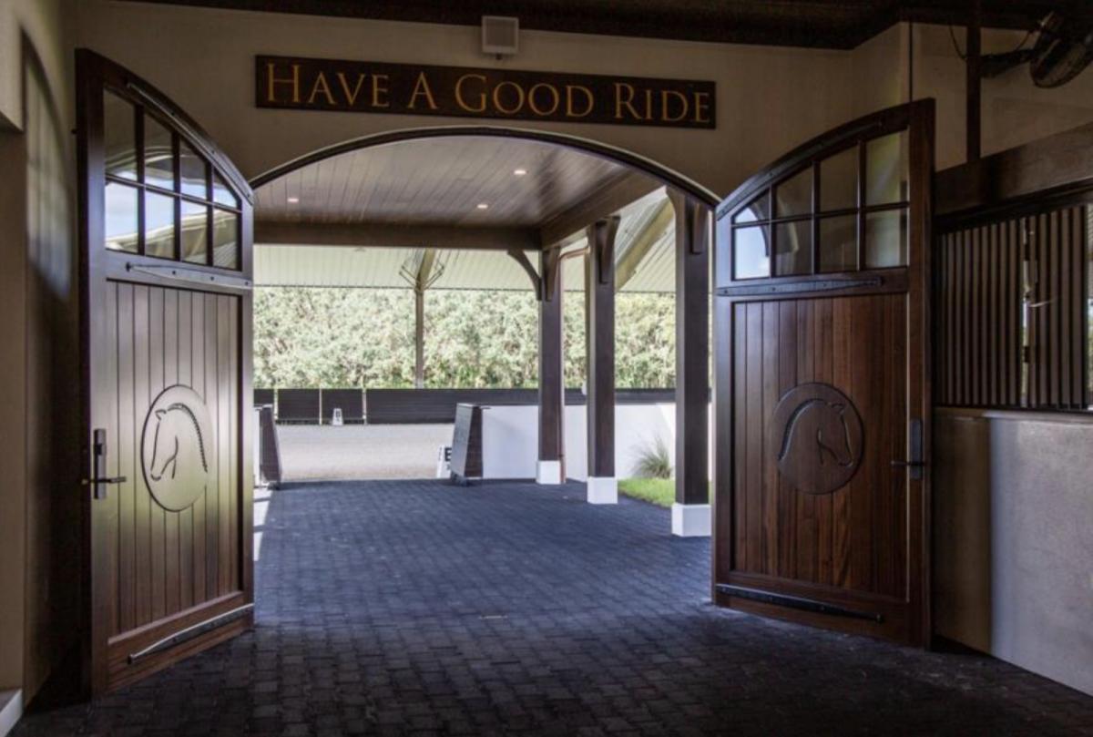 TerraNova Equestrian Facility, Myakka City, FL.