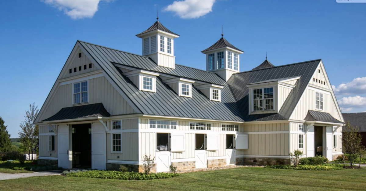 Equestrian Facility, White Hall, MD.