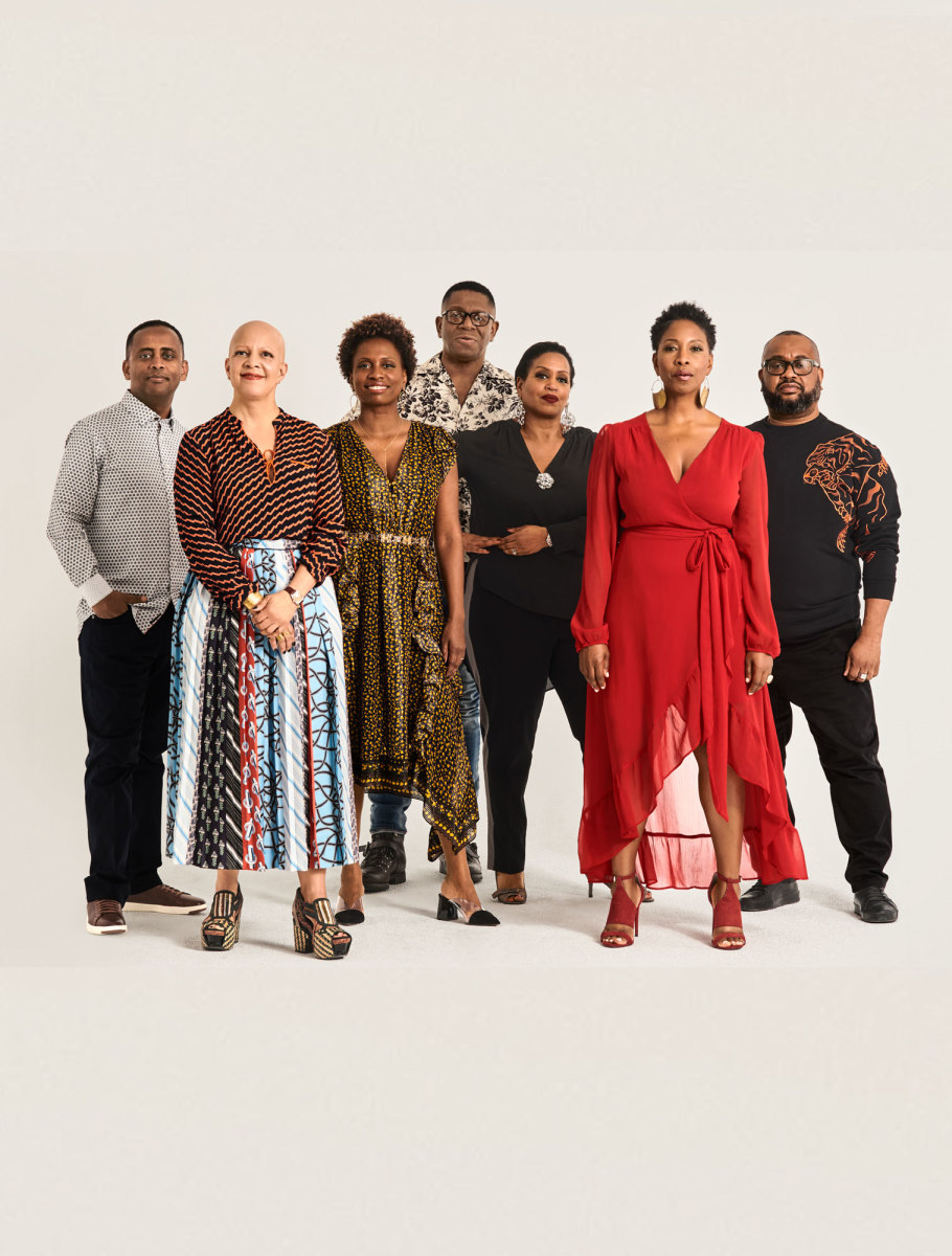 Members of the Black Artists + Designers Guild.
