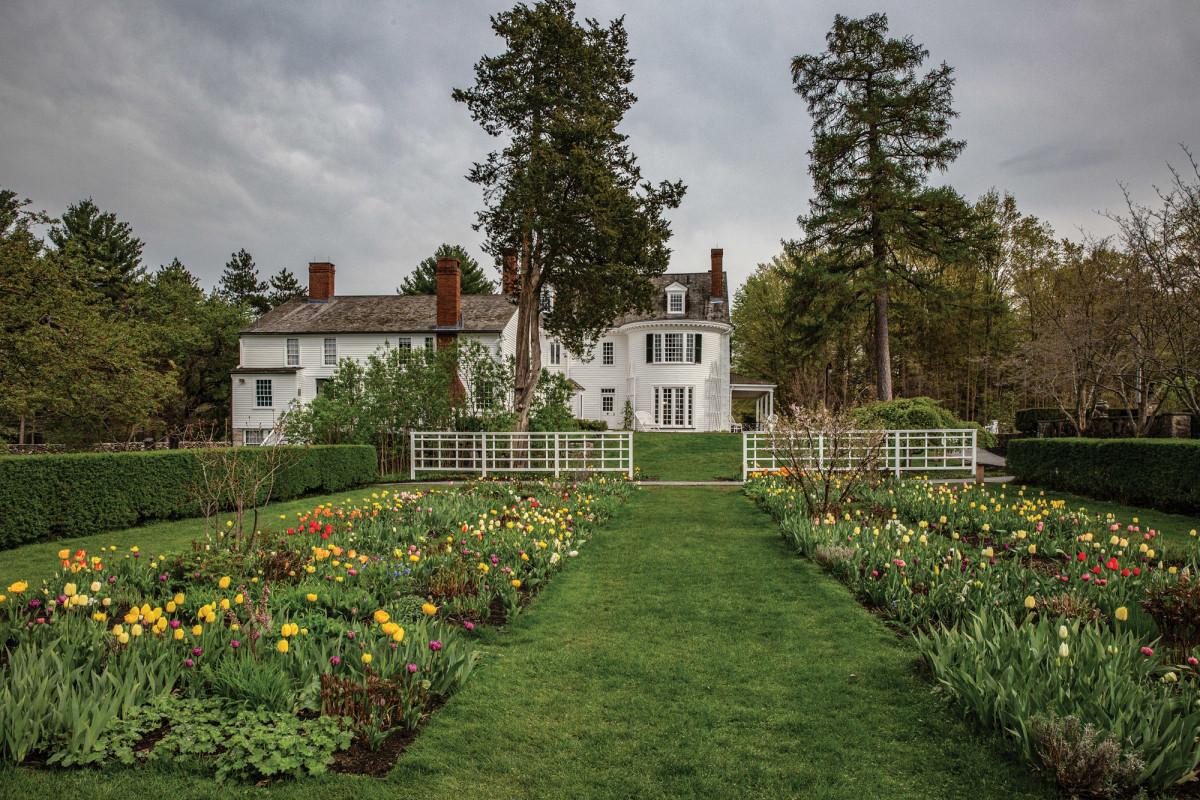 Stevens-Coolidge House & Gardens
