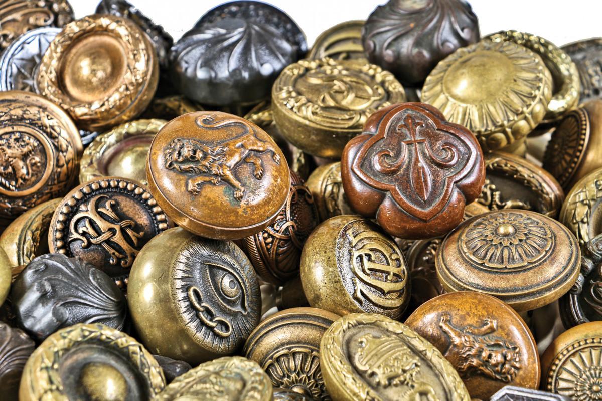 cast iron door knobs