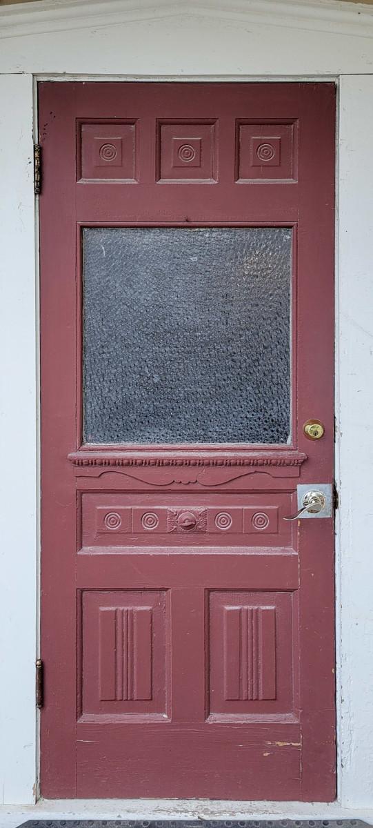 original entry door