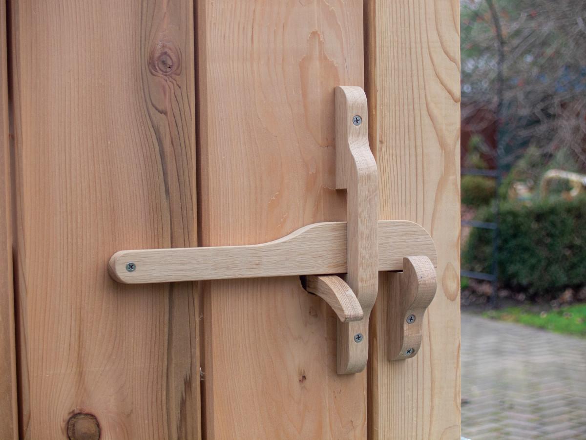 traditional thumb latch