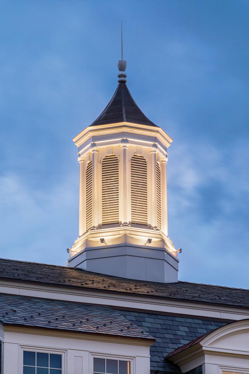 unique cupola