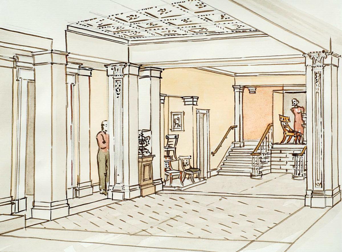 Thomas Gordon Smith, Classical Galleries