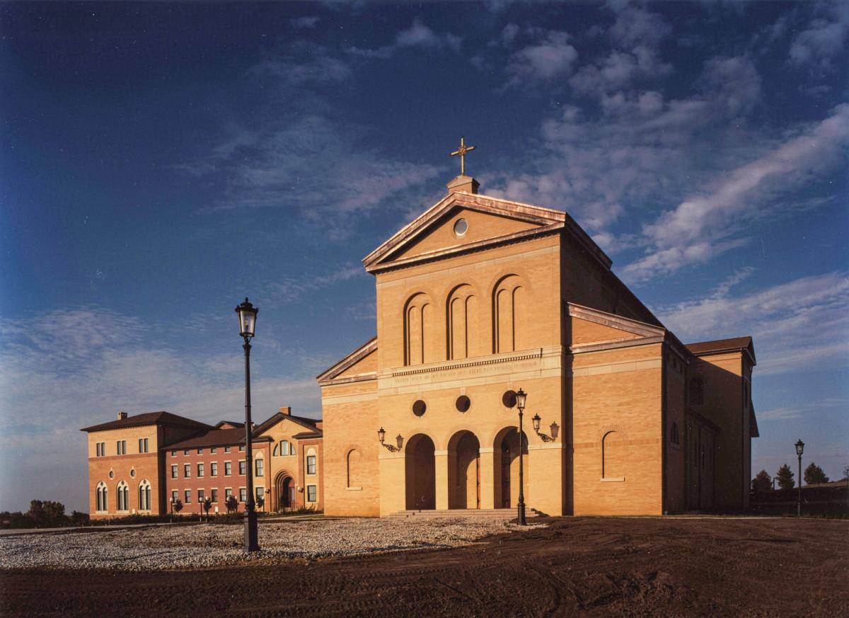 Chapel of Saints Peter & Paul