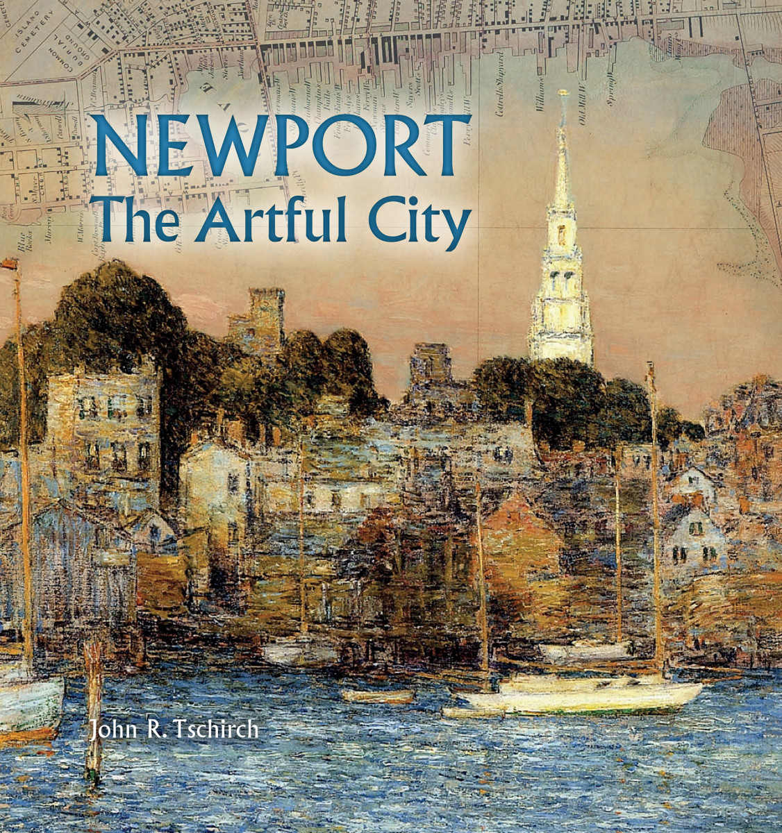 The Artful City cover